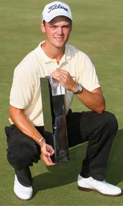 Martin Kaymer BMW win