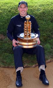 Ross Fisher Euro Open Trophy