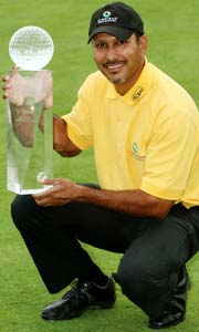 Jeev Milkha Singh