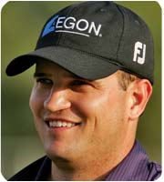 Zach Johnson Flood Relief