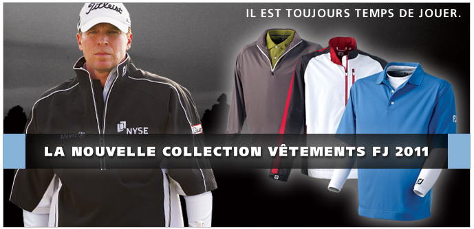 La nouvelle collection de vêtements FJ!
